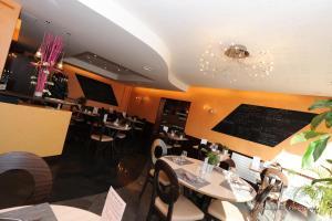 Logis Hôtel.com Restaurant l'Ardoise, Szállodák  Bédée - big - 41