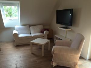 Huus-Windroos-Wohnung-2, Apartmány  Ditzum - big - 5