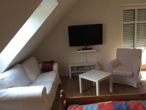 Huus-Windroos-Wohnung-2, Apartmány  Ditzum - big - 4