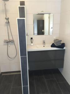 Huus-Windroos-Wohnung-2, Apartmány  Ditzum - big - 9