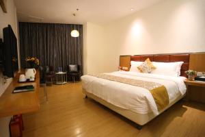 Shanshui Trends Hotel East Station, Отели  Гуанчжоу - big - 16
