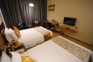 Shanshui Trends Hotel East Station, Отели  Гуанчжоу - big - 15
