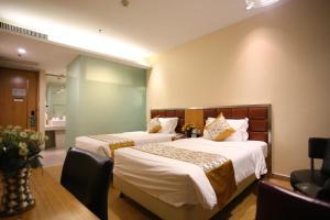Shanshui Trends Hotel East Station, Отели  Гуанчжоу - big - 13