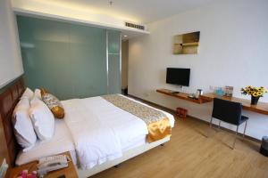 Shanshui Trends Hotel East Station, Отели  Гуанчжоу - big - 11