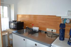 Nordsee-App-2, Appartamenti  Tönning - big - 11