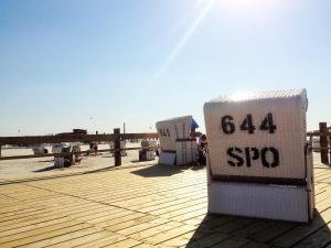 Nordsee-App-2, Appartamenti  Tönning - big - 3