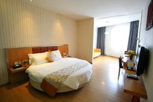 Shanshui Trends Hotel East Station, Отели  Гуанчжоу - big - 7