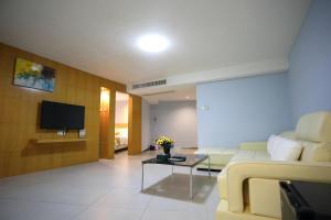 Shanshui Trends Hotel East Station, Отели  Гуанчжоу - big - 4