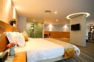 Shanshui Trends Hotel East Station, Отели  Гуанчжоу - big - 42
