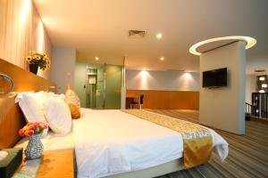 Shanshui Trends Hotel East Station, Hotel  Canton - big - 42
