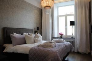 Continental du Sud, Hotels  Ystad - big - 19