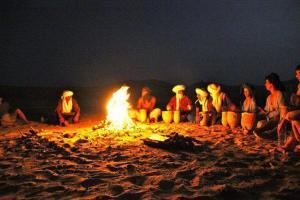 Camel Bivouac Merzouga, Campeggi di lusso  Merzouga - big - 80