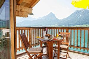 Das Bootshaus, Chalets  St. Wolfgang - big - 12