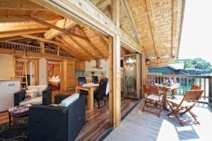 Das Bootshaus, Chalets  St. Wolfgang - big - 11
