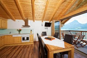 Das Bootshaus, Chalets  St. Wolfgang - big - 8