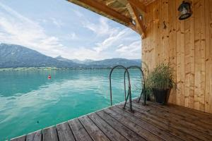 Das Bootshaus, Chalets  St. Wolfgang - big - 6