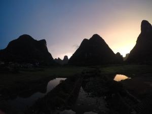 Yangshuo Zen Valley, Гостевые дома  Яншо - big - 51
