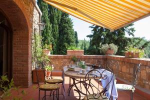 Quercia Al Poggio, Фермерские дома  Барберино-Валь-д'Эльса - big - 62