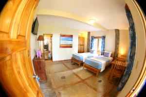 Hotel Playa Reina, Szállodák  Llano de Mariato - big - 6