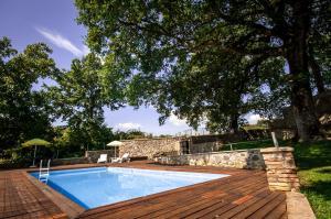 Borgo Santa Cristina, Venkovské domy  Castel Giorgio - big - 18