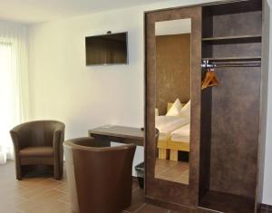 Hotel Restaurant Jura, Мини-гостиницы  Kerzers - big - 15