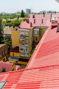 UNO Design Hotel, Hotel  Odessa - big - 74