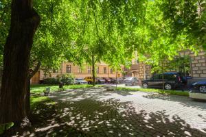 Aparthotel Near Hermitage, Residence  San Pietroburgo - big - 8