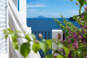 Hotel Punta Scario, Hotel  Malfa - big - 23