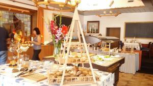 Familien- und Apparthotel Strandhof, Hotely  Tossens - big - 21
