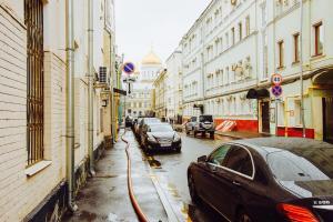 Pathos na Kremlevskoy, Penziony  Moskva - big - 71