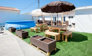 Santa Maria do Mar Guest House, Pensionen  Peniche - big - 40