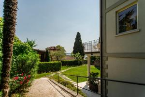 Villa Mughetto, Апарт-отели  Гардоне Ривьера - big - 4