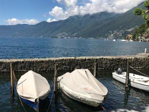 Albergo Carcani, Hotely  Ascona - big - 44