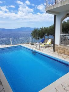3 star pension Villa Falcon Podaca Croatia