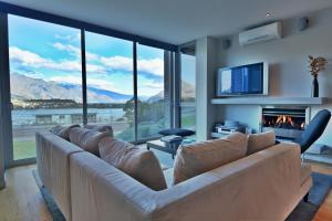 Swiss-Belsuites Pounamu Queenstown, Apartmanhotelek  Queenstown - big - 25