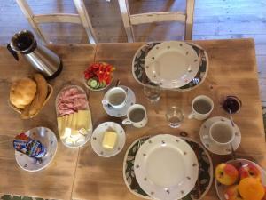 Kap Café, Bed & Breakfast  Kaplice - big - 36