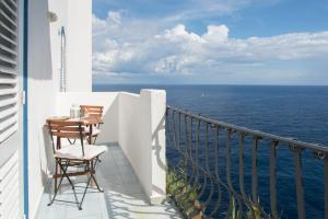 Hotel Punta Scario, Hotel  Malfa - big - 7
