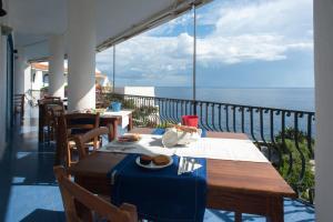 Hotel Punta Scario, Hotels  Malfa - big - 19