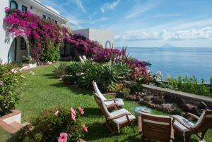 Hotel Punta Scario, Hotels  Malfa - big - 1