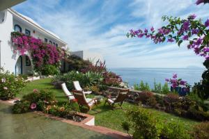 Hotel Punta Scario, Hotels  Malfa - big - 17