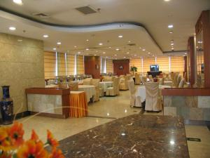 Shandong Aviation Mansion, Отели  Цзинань - big - 18