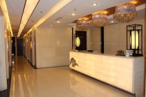 Shandong Aviation Mansion, Отели  Цзинань - big - 25