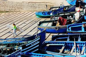 Travel Surf Morocco, Chaty  Imsouane - big - 40
