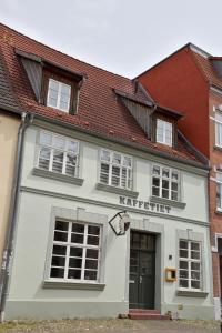 Herberge KAFFETIET, Apartmánové hotely  Wismar - big - 18