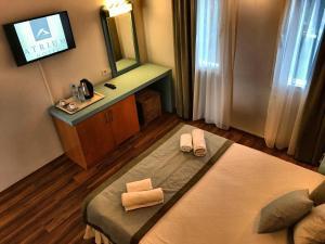 Hotel Atrium, Hotel  Bodrum City - big - 15