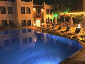 Hotel Atrium, Hotel  Bodrum City - big - 37