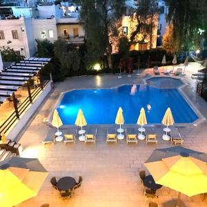 Hotel Atrium, Hotely  Bodrum City - big - 38