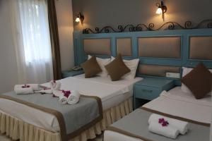 Hotel Atrium, Hotel  Bodrum City - big - 17