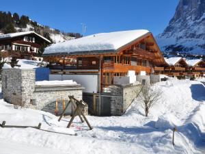 Apartment FSG01, Ferienwohnungen  Grindelwald - big - 3