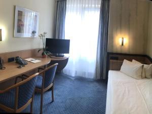 Dvoulůžkový pokoj typu Comfort s oddělenými postelemi